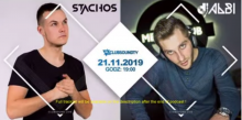 CLUBSOUND MANAGEMENT - ALBI & STACHOŚ (21.11.2019)