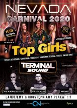 Club Nevada Nur - Top Girls & Terminal Sound (11.01.2020) - kluby, festiwale, plenery, klubowa muza, disco polo