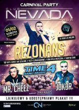 Club Nevada Nur 🔹 Rezonans 🔹 Joker 🔹 Mr Cheez 🔹(1.02.2020) - kluby, festiwale, plenery, klubowa muza, disco polo