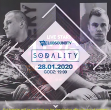 Clubsound Management - Sodality (28.01.2020)