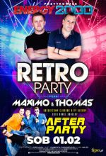 Energy2000 - RETRO PARTY 01.02.2020