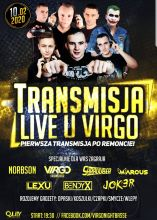 FB Live - DJ Virgo NIghtbasse (10.02.2020)
