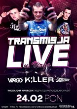 FB Live - DJ Virgo Nightbasse (24.02.2020)
