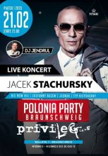 Jendrul live @Polonia Party Braunschweig (21.02.2020)