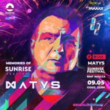 Promowany : Memories of Sunrise Festival - Dj Matys 09.05.2020