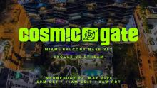 Cosmic Gate - Exclusive Stream (27.05.2020)