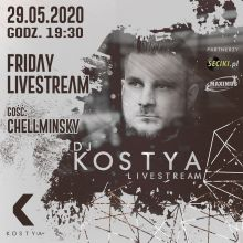 Kostya & Chellminsky - Friday Live Stream (29.05.2020)