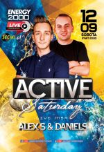 Energy2000 Kato - ACTIVE SATURDAY 12.09.2020