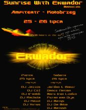 Promowany : Sunrise Festival with Ekwador (25-26-07-2003)