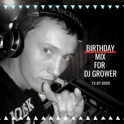 Kari Long - Birthday Mix For Dj Grower (12.07.2020)