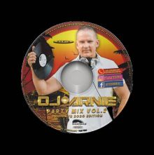 D.J. Arnie by Summer Edition Dance Party Mix 2020