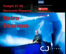 CJ Stone - Electronic Pleasure Retro Sessions (24.10.2020)