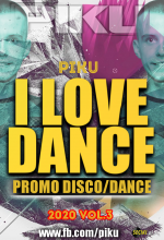 Piku - I love dance 2020--PROMO [25.10.2020]