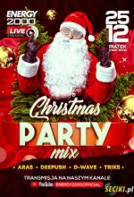 Energy2000 Kato - CHRISTMAS PARTY MIX 25.12.2020