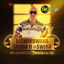 DJ ŚWIRU On Air ZeŚwirowana ŚRODA (27.01.2021)