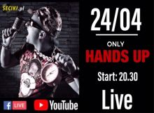 Dj Bolek - Only HANDS UP Live 24.04.2021